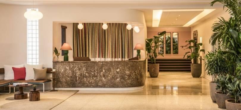 Halle entrée Hotel Cannes