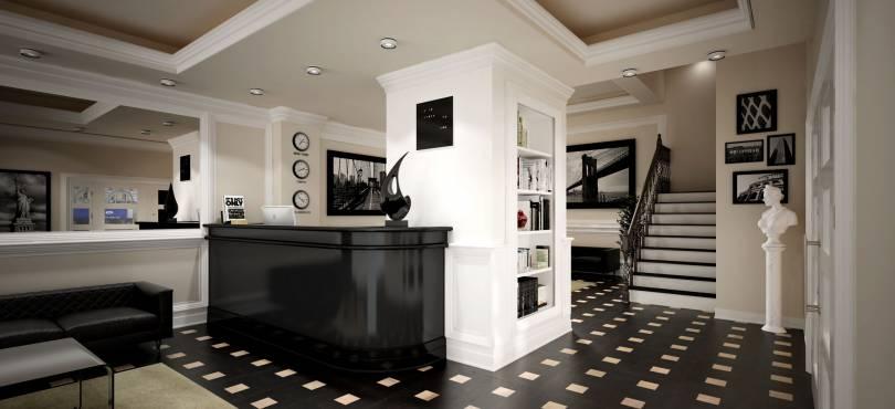 Agencement et décoration d'hotels à Aix en Provence, par Viviane Bedos, Décoratrice UFDI à Rognac (13)